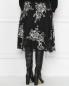 Юбка-миди с декоративной вышивкой Antonio Marras  –  МодельВерхНиз1