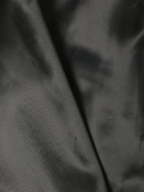 Платье-макси из вискозы MM6 - Деталь1