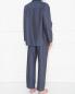 Пижама из хлопка с узором Zimmerli  –  МодельОбщийВид2