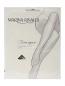 Колготки черные 20 den с кружевными вставками Marina Rinaldi  –  Общий вид