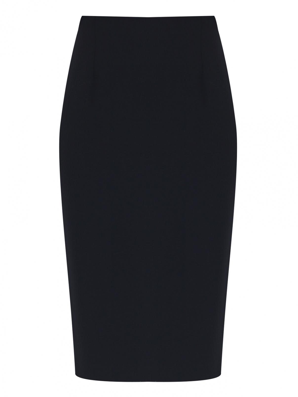 Однотонная юбка карандаш Marina Rinaldi  –  Общий вид