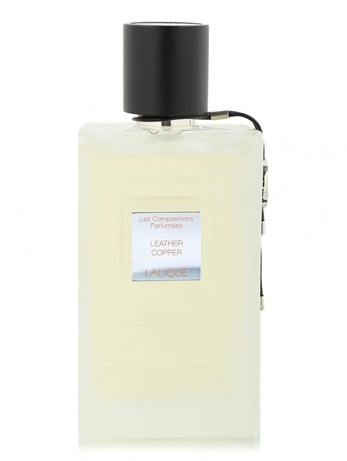 Парфюмерная вода 100 мл Leather Cooper Lalique  –  Общий вид