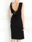 Платье-миди из шелка Alberta Ferretti  –  Модель Верх-Низ1