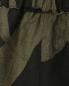 Брюки из хлопка и вискозы с узором Marina Rinaldi  –  Деталь1