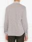 Рубашка из смесового хлопка в полоску LARDINI  –  МодельВерхНиз1