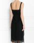 Платье из кружева без рукавов Alberta Ferretti  –  МодельВерхНиз1