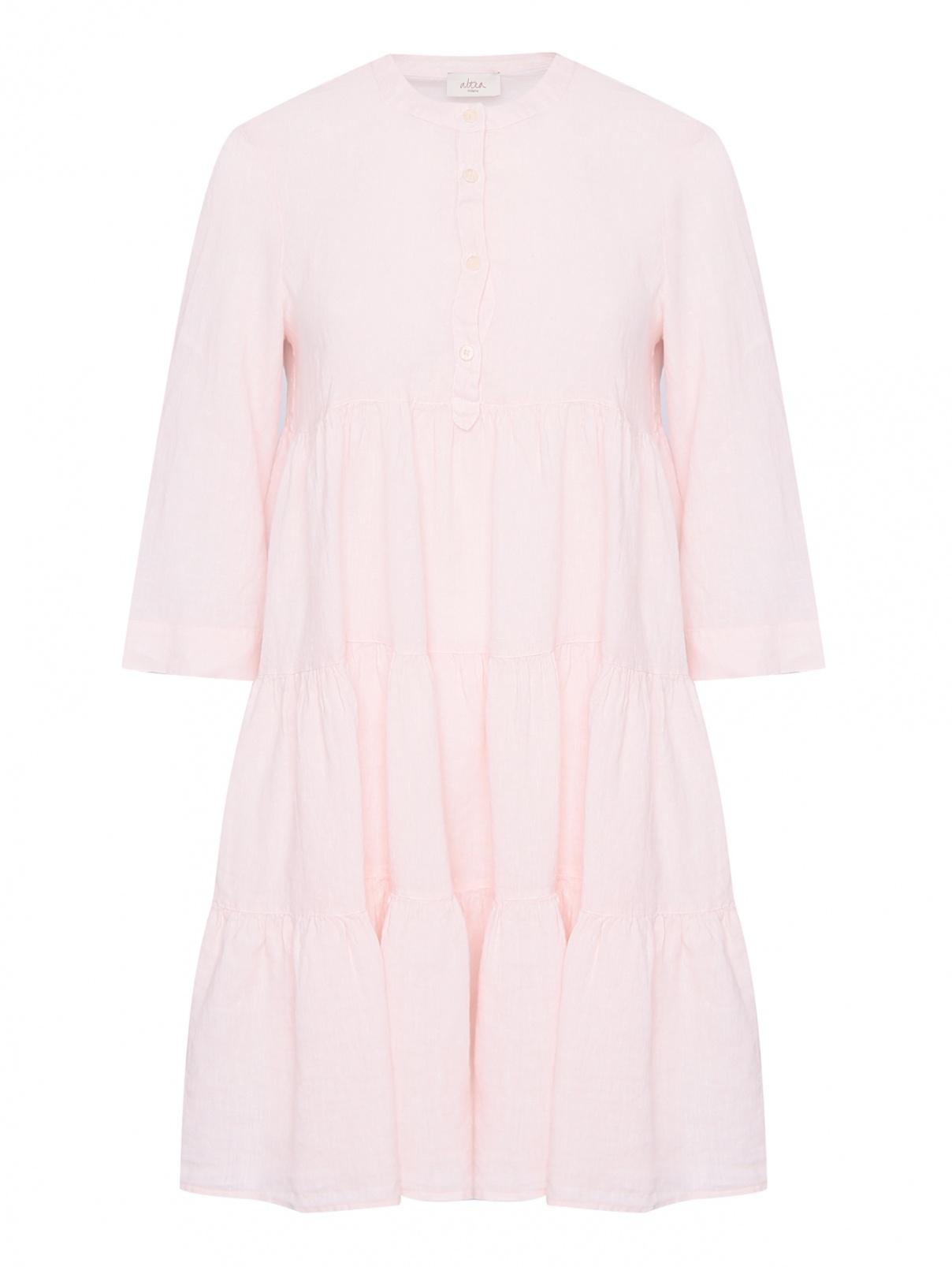 Платье мини из льна Altea  –  Общий вид