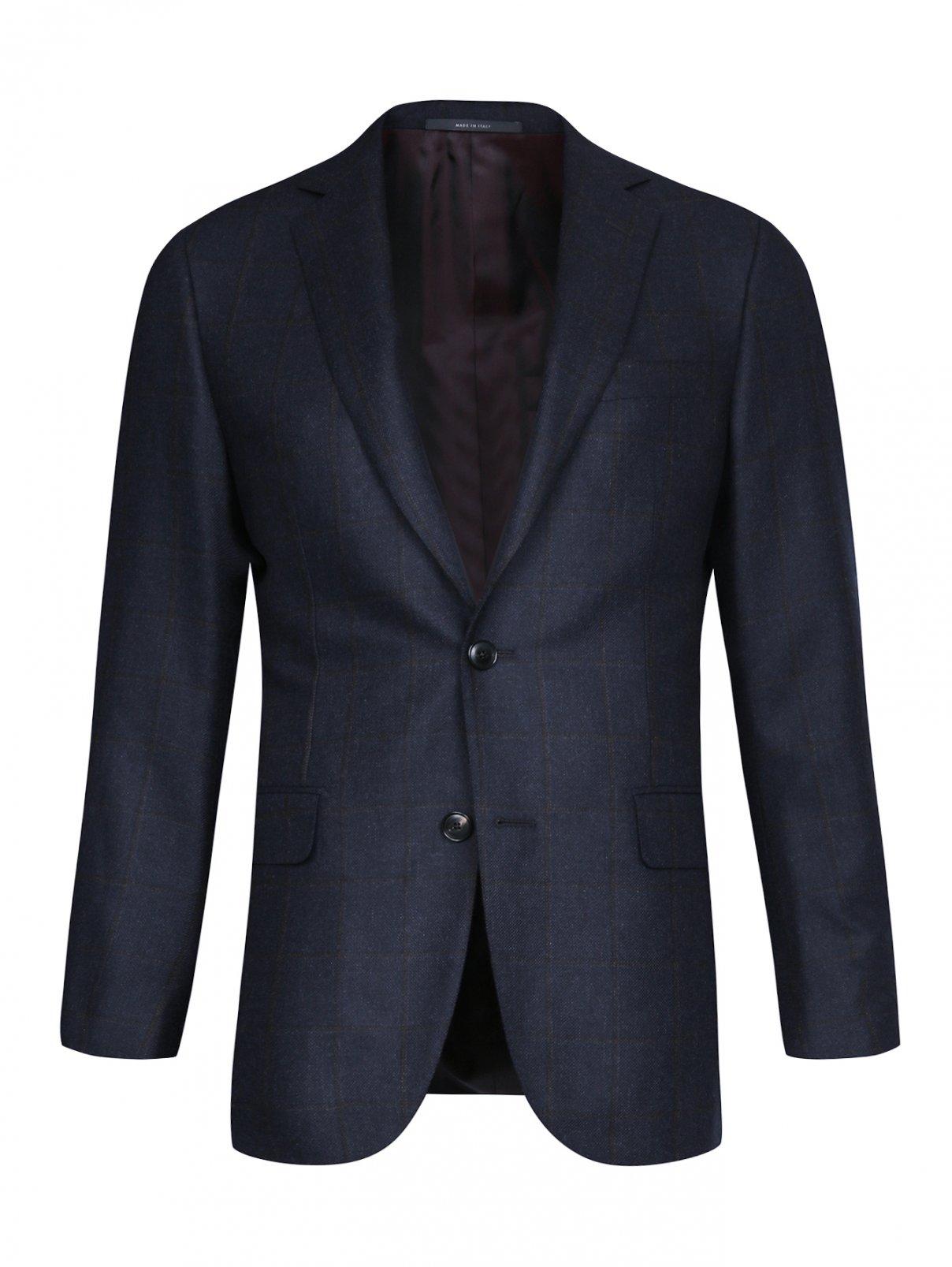 Пиджак из шерсти Pal Zileri  –  Общий вид
