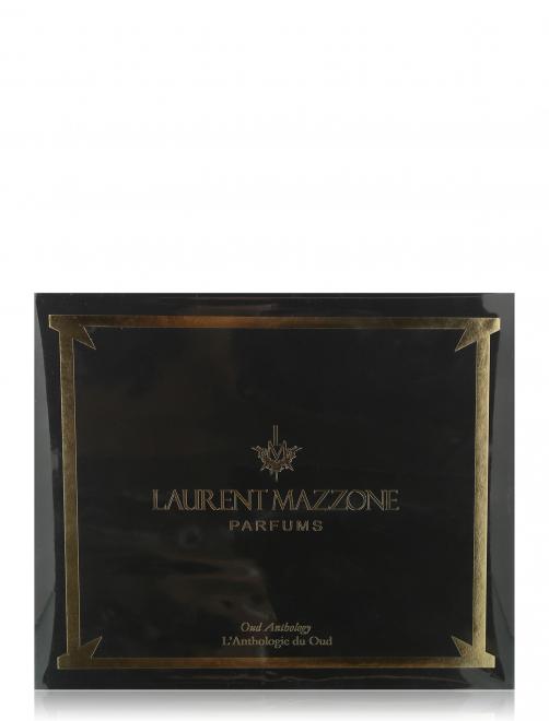 Набор Духи Экстракт 5 x 15 мл Iconic Oud Anthology LM Parfums - Общий вид