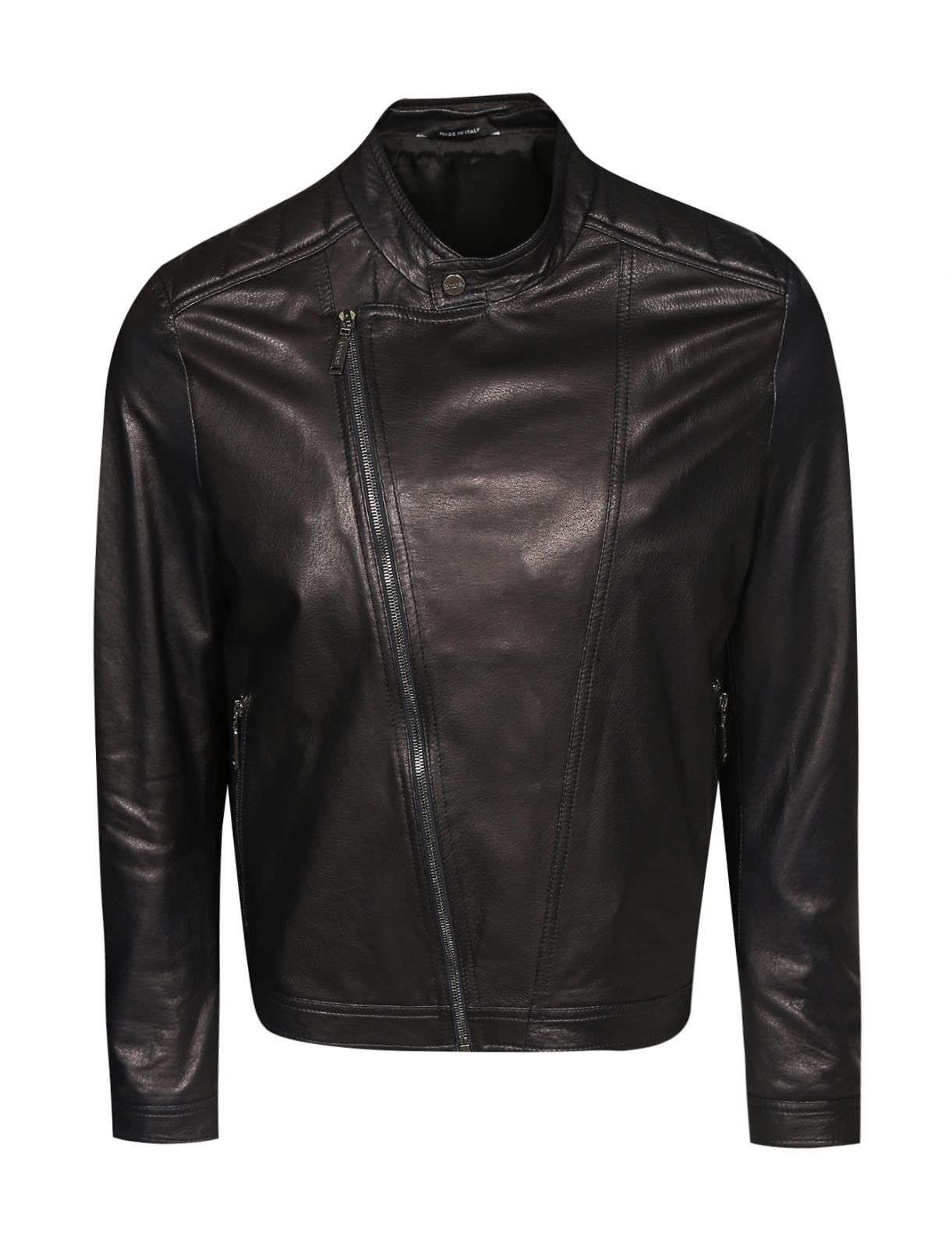 Куртка из кожи Fontanelli  –  Общий вид