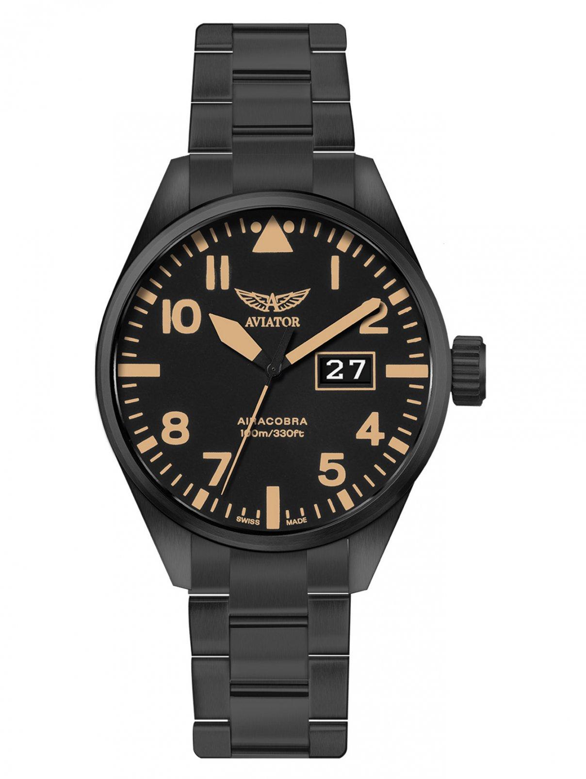 Часы V.1.22.5.157.5 Aviator  –  Общий вид
