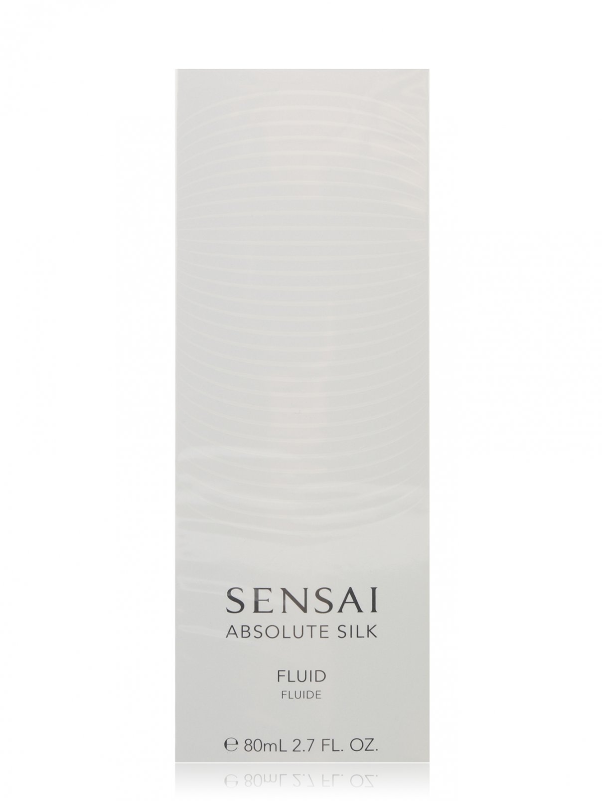 Флюид для лица Sensai Absolute Silk 50 мл Sensai  –  Общий вид