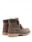 Ботинки из плотной, фактурной кожи на липучке Ciao Bimbi  –  Обтравка2