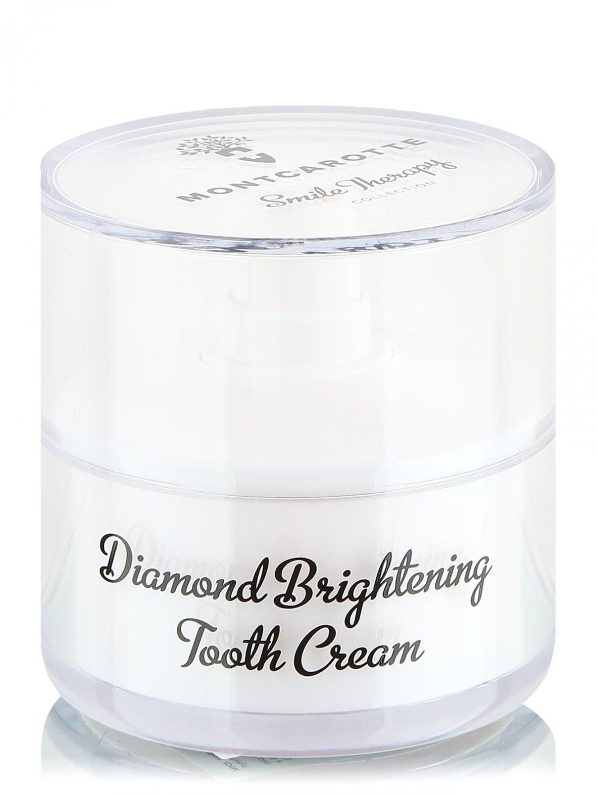 Крем для зубов Diamond Brightening 60 мл Face Care Montcarotte  –  Общий вид