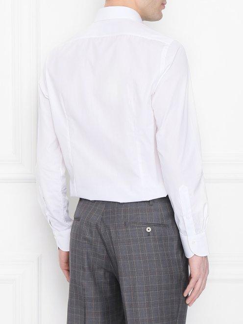 Рубашка из хлопка Carrel - МодельВерхНиз1