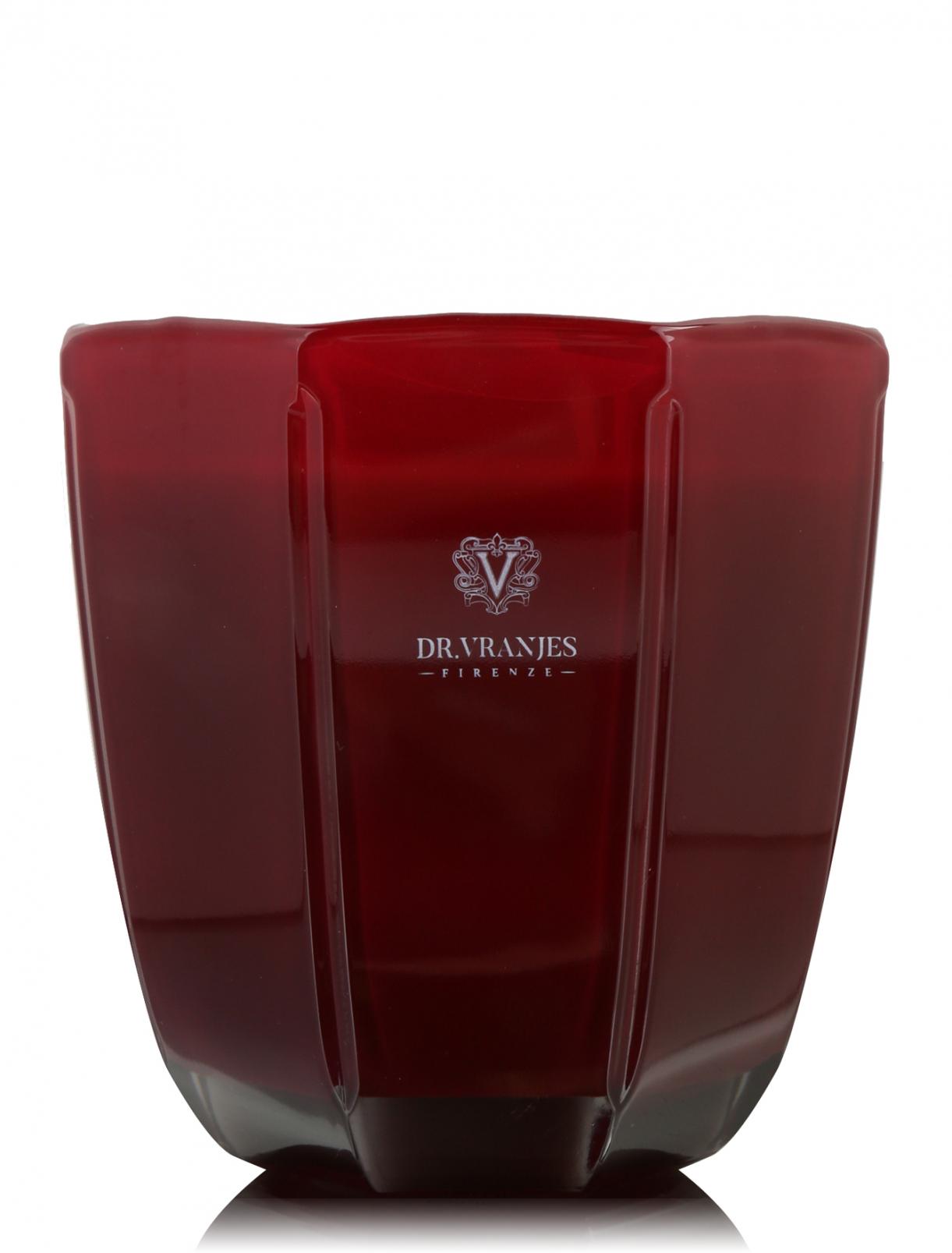 Ароматическая свеча Oud Nobile 500 г Red Tourmaline Home Fragrance Dr. Vranjes  –  Общий вид