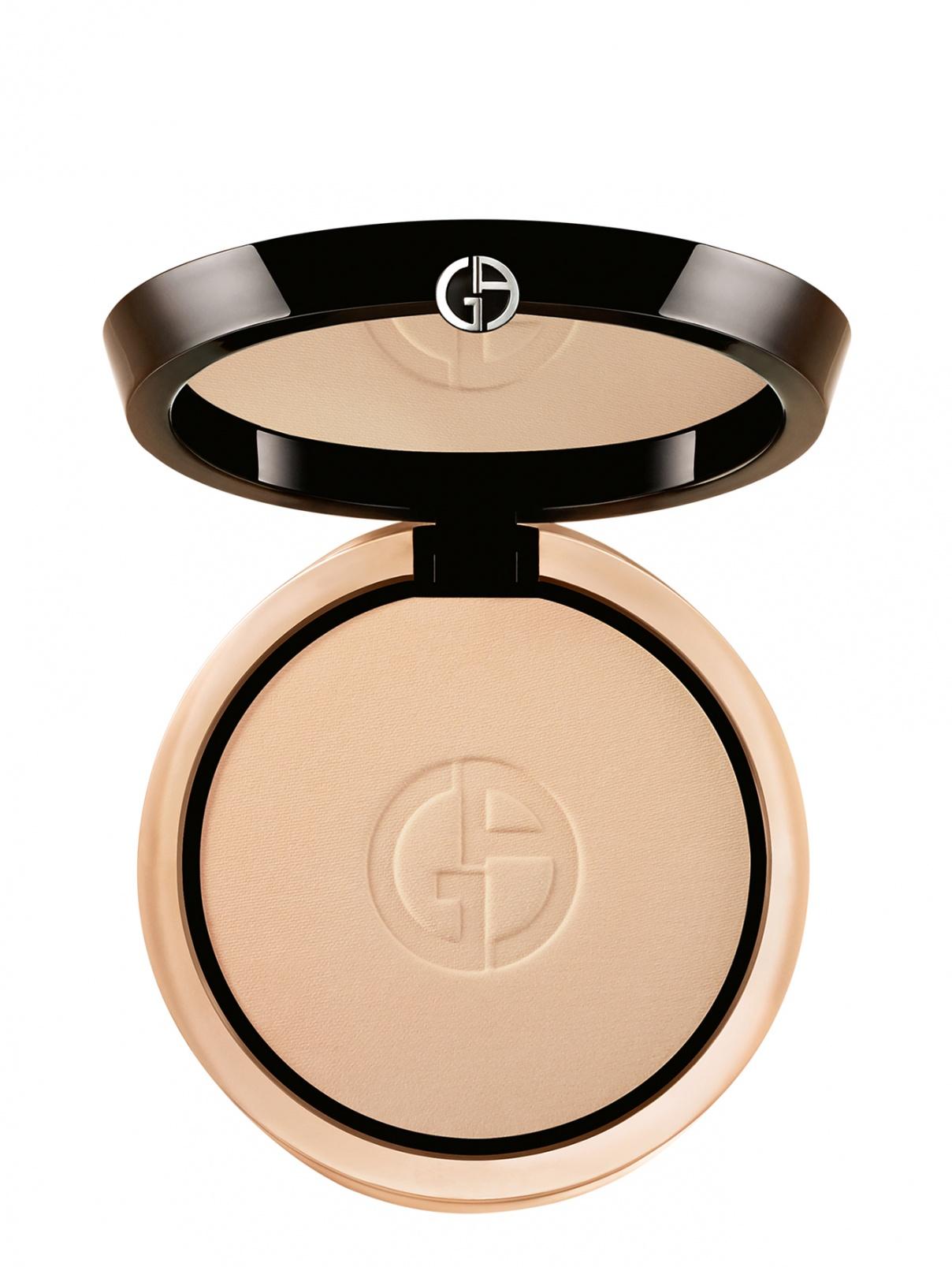 Компактная пудра для лица Сменный Блок - №2 Luminous Silk Compac Giorgio Armani  –  Общий вид