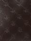 Кошелек из кожи с узором Brooks Brothers  –  Деталь