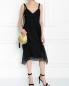 Платье из кружева без рукавов Alberta Ferretti  –  МодельОбщийВид