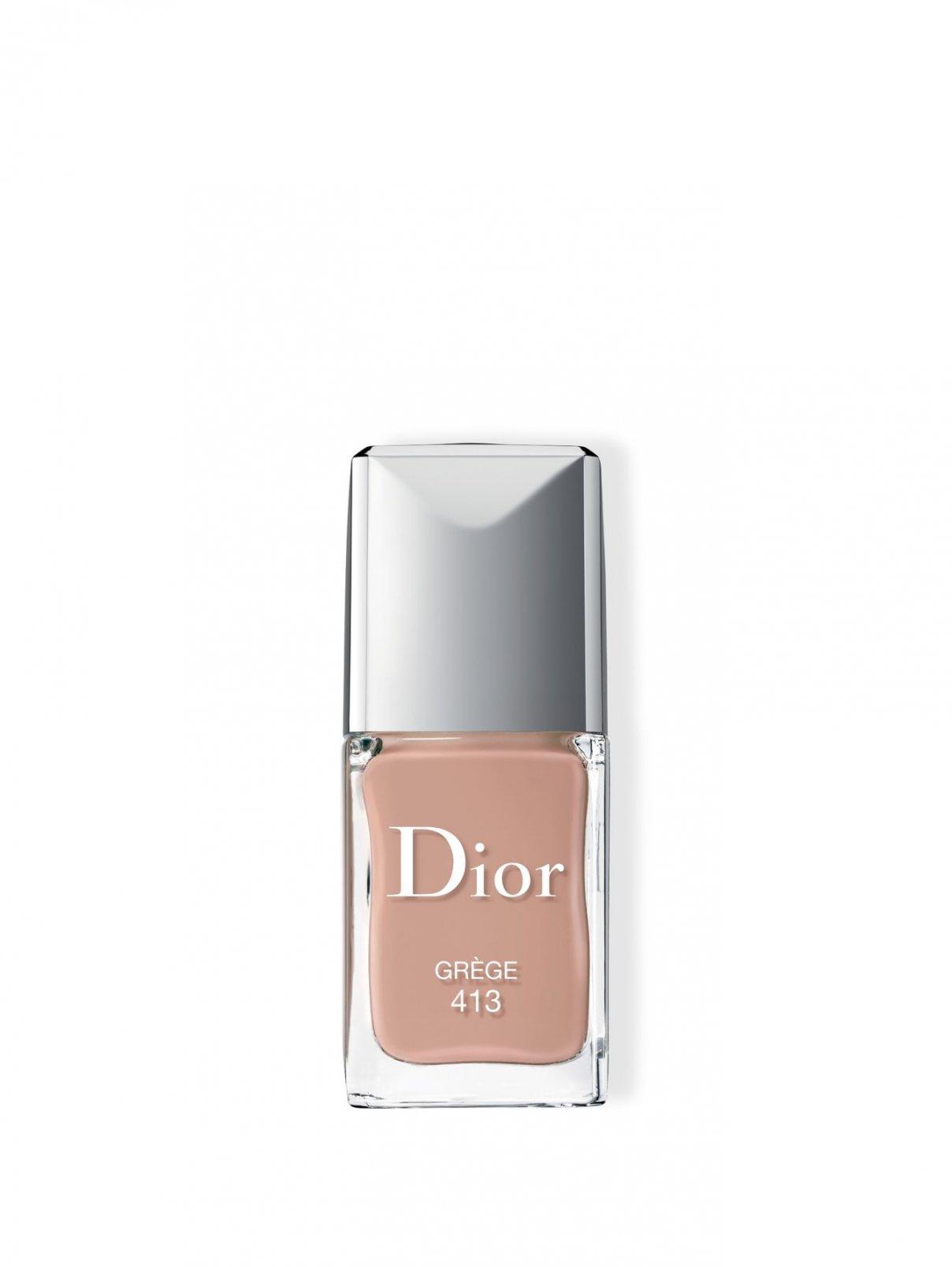 Лак для ногтей - №413 Шелк, Rouge Dior Vernis, 10ml Dior  –  Общий вид