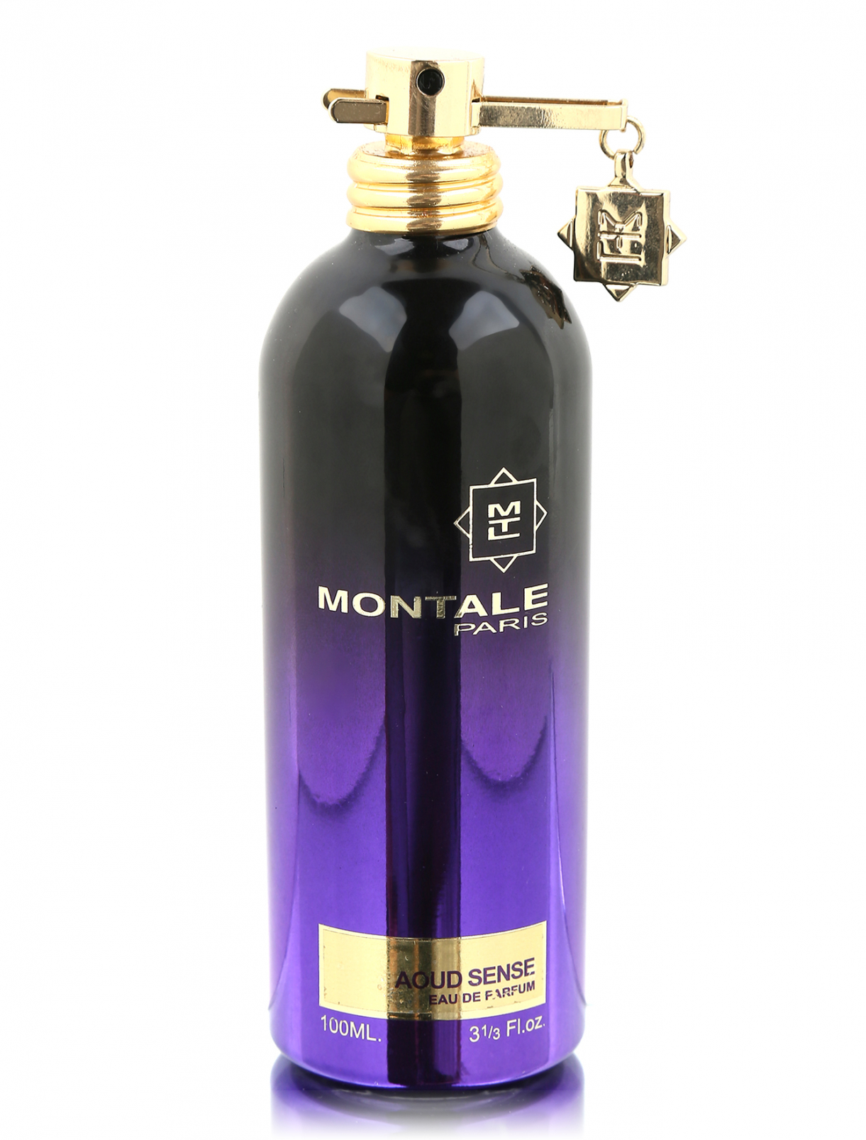 Парфюмерная вода - Aoud Sense, 100ml Montale  –  Общий вид