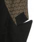 Пиджак однобортный из льна с узором Etro  –  Деталь1