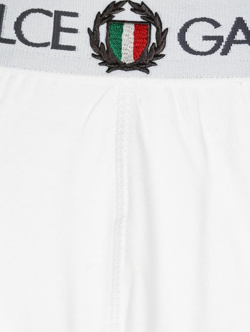 Трусы-брифы из хлопка Dolce & Gabbana - Общий вид