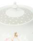 Чайник из фарфора с узором Haviland  –  Деталь