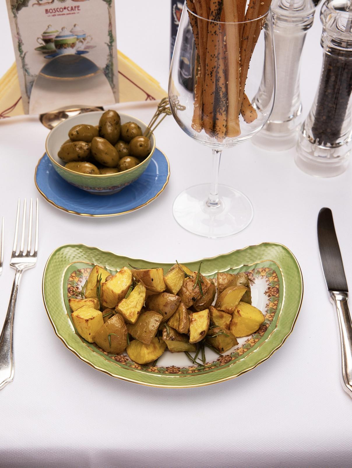 Картофель с розмарином BoscoCafe  –  Общий вид