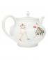 Чайник из фарфора с узором Haviland  –  Обтравка1