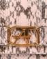 Сумка из кожи питона с металлической фурнитурой Alberta Ferretti  –  Деталь