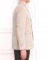 Пиджак из хлопка с отстегивающимся подкладом Corneliani ID  –  Модель Верх-Низ2