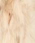 Жилет из меха енота с короткими рукавами Itakli  –  Деталь1
