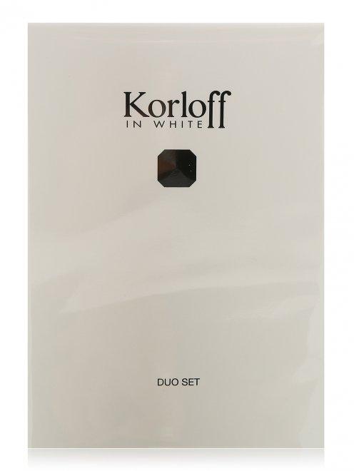 Набор с парфюмерной водой Korloff in White Korloff - Обтравка2