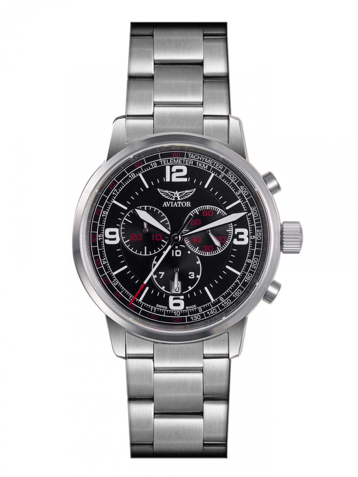 Часы V.2.16.0.094.5 Aviator  –  Общий вид