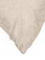 Подушка из текстурной ткани с растительным орнаментом 30 x 50 La Perla  –  Деталь