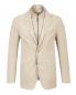 Пиджак из хлопка с отстегивающимся подкладом Corneliani ID  –  Общий вид