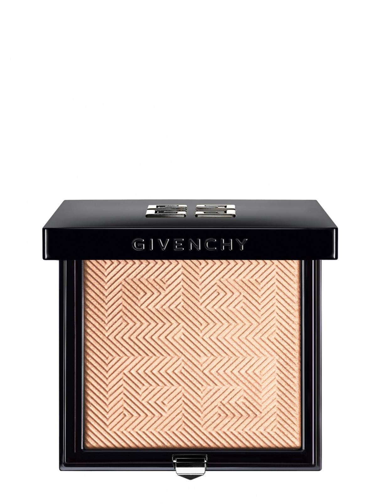 Пудра-хайлайтер, 02 мерцающий золотой, 10 г Givenchy  –  Общий вид