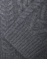 Джемпер из шерсти с узорной вязкой Brooks Brothers  –  Деталь1