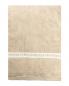 Полотенце из хлопковой махровой ткани с вышивкой 100 x 150 La Perla  –  Обтравка1