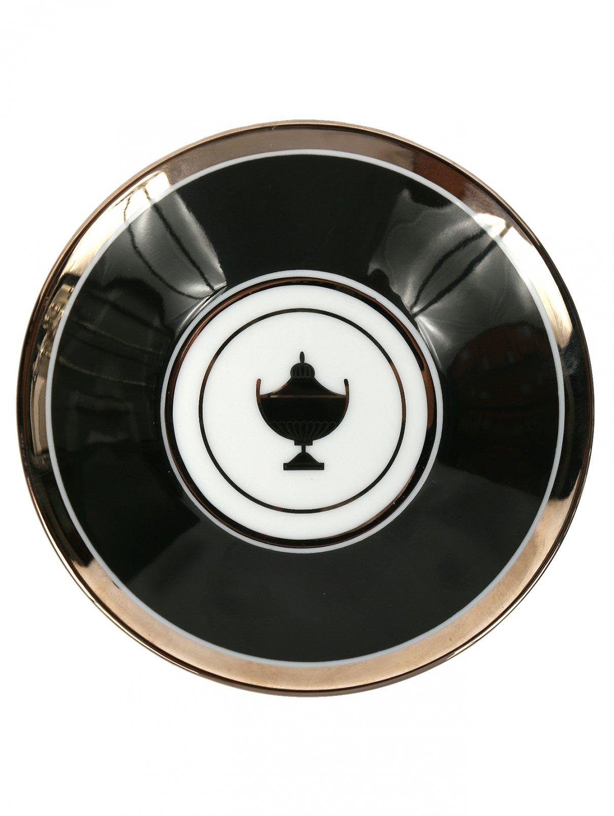 Блюдце кофейное Richard Ginori 1735  –  Общий вид