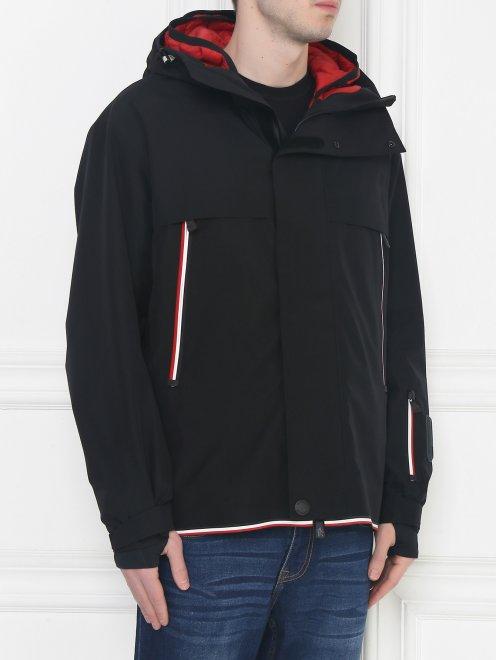 Куртка на молнии с капюшоном Moncler - МодельВерхНиз