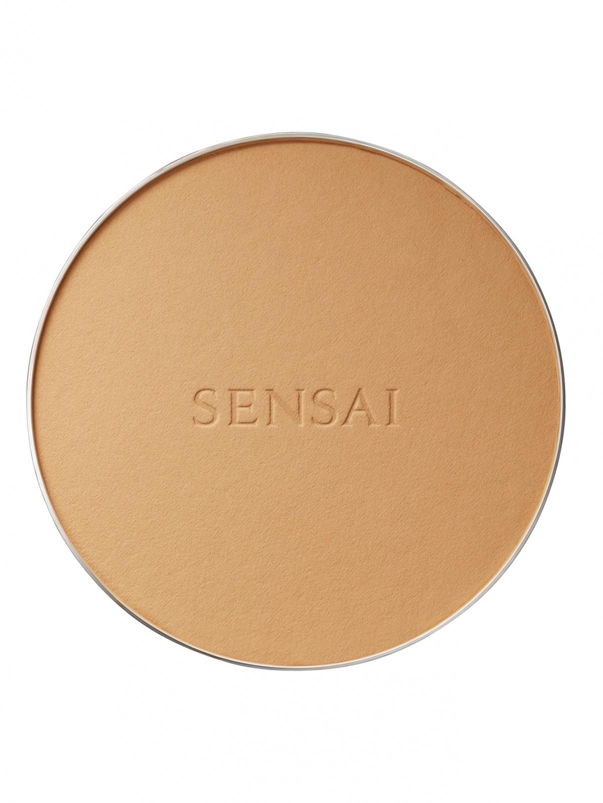 Тональная пудра для лица TF204.5 Total Finish Sensai  –  Общий вид