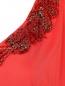 Платье с аппликацией из бисера Alberta Ferretti  –  Деталь