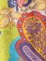 Шарф шелковый с узором пейсли Etro  –  Деталь