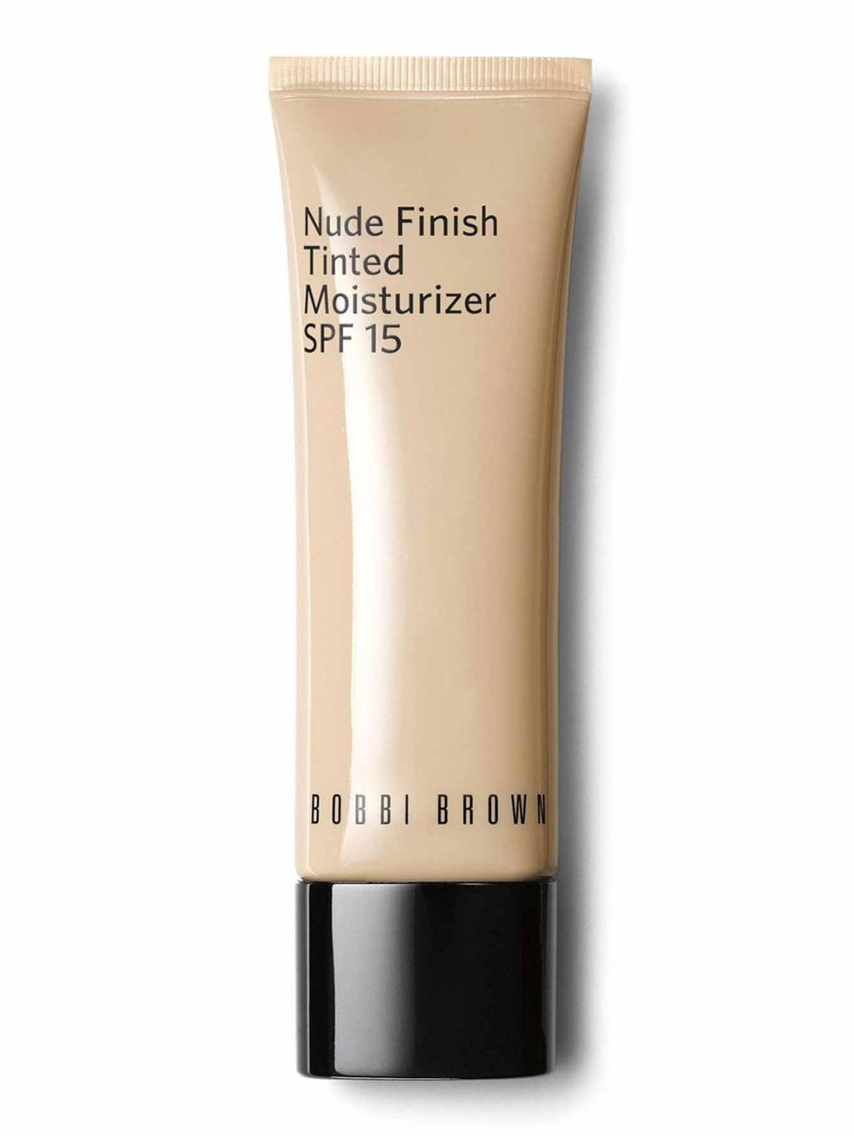 Увлажняющий крем для лица с оттеночным эффектом - Light to Medium Tint, Nude Finish, 50ml Bobbi Brown  –  Общий вид