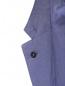 Пиджак однобортный из льна и шелка LARDINI  –  Деталь1