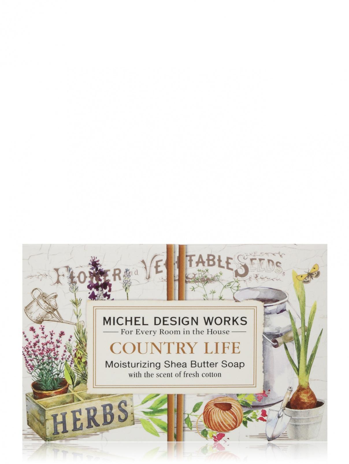 Мыло в подарочной коробке Country Life 127 г MichelDesignWorks  –  Общий вид