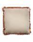 Подушка из хлопка с растительным узором и бахромой 40 x 40 Etro  –  Обтравка2