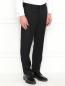 Классический костюм из шерсти Emporio Armani  –  Модель Верх-Низ